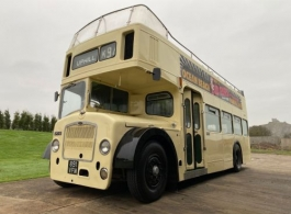 Open Top Bus for weddings in Bristol